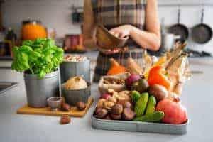 Makanan Sesuai  Diet Keto