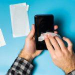 cara cuci telefon bimbit dengan betul