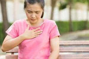Kesukaran bernafas (Breathing difficulty)
