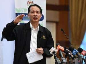 Ketua Pengarah Kesihatan: 80 peratus kes Covid-19 Malaysia tanpa gejala atau mempunyai tanda jangkitan yang ringan