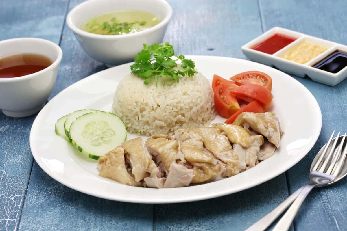 Resepi Nasi Ayam Hainan Sihat Legenda
