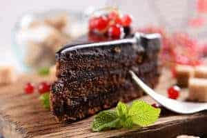 Resipi kek coklat sihat