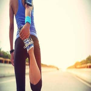Latihan Regangan Sebelum Berlari