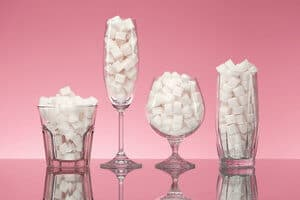 Kandungan gula dalam minuman