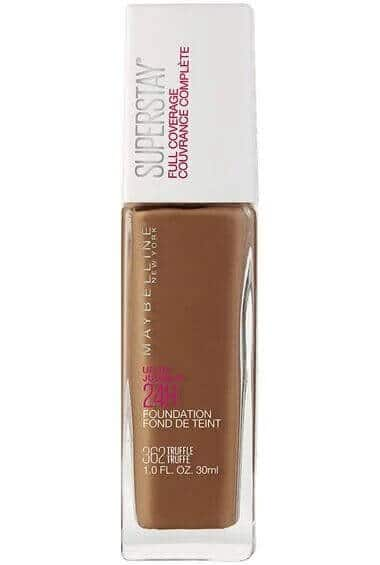 Maybelline Superstay Foundation (RM54.90)