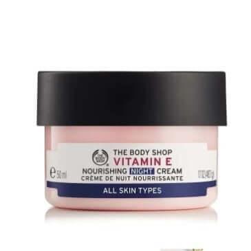 The Body Shop Vitamin E Nourishing Night Cream