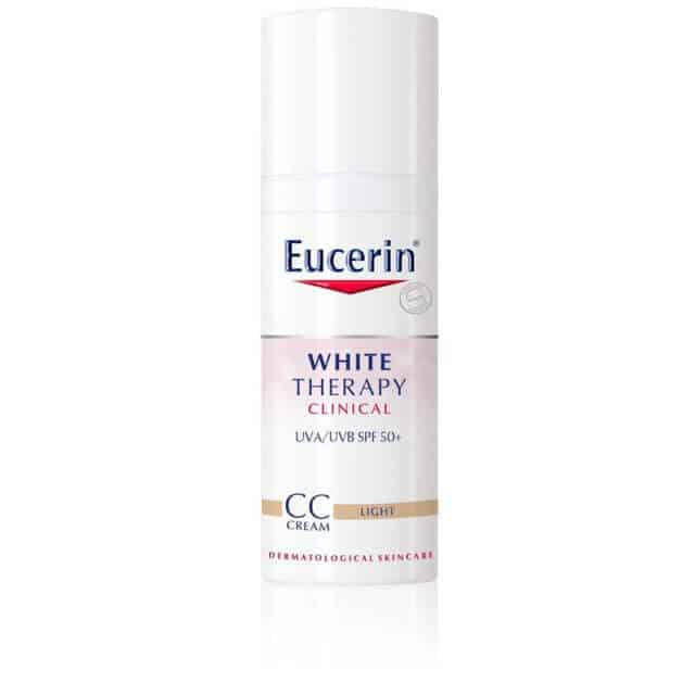 Eucerin White Therapy CC Cream
