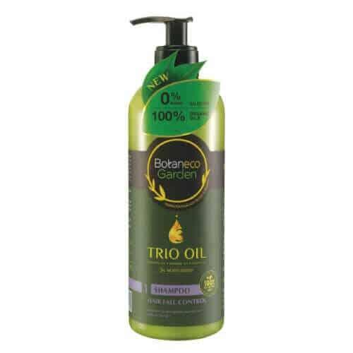 Botaneco Garden Trio Oil Shampoo Hair Fall Control