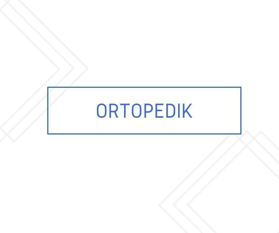 ORTOPEDIK