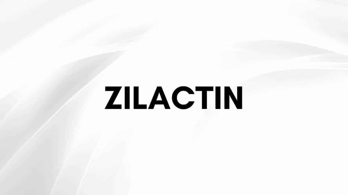 Zilactin