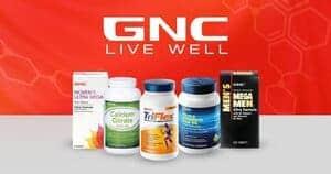 15 Produk GNC Malaysia Yang Popular