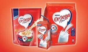 4 Kelebihan Nestle Omega Plus!
