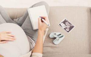 checklist barang baby